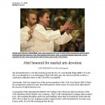 Abel-Honored-for-martial-arts-devotion_1